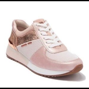 Michael Kors Allie Trainer Sz 8.5